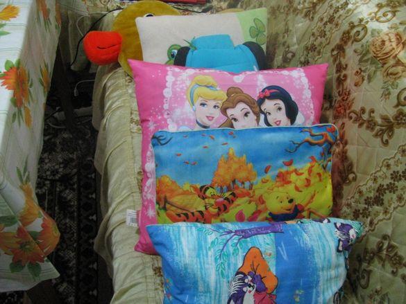 детски декоративни възглавнички