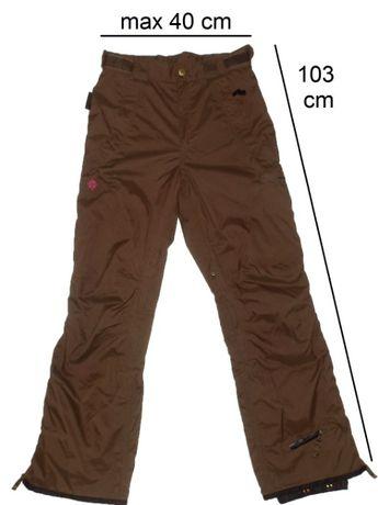 Pantaloni ski schi CRANE ventilatii membrana ca noi(dama M) cod-556083