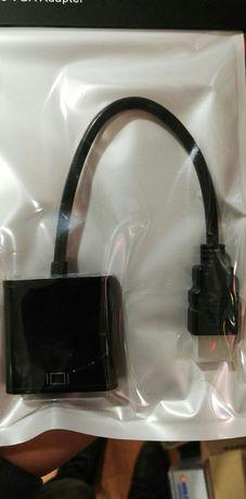 VGA/HDMI переходник скоростной