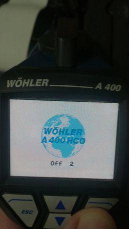 Analizator de gaze Wohler A 400 HCO