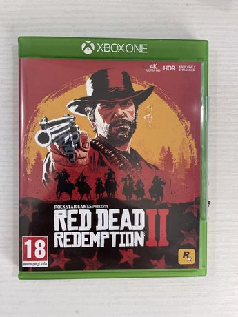 Vand Red Dead Redemption 2 Xbox One, 2 CD, Nou