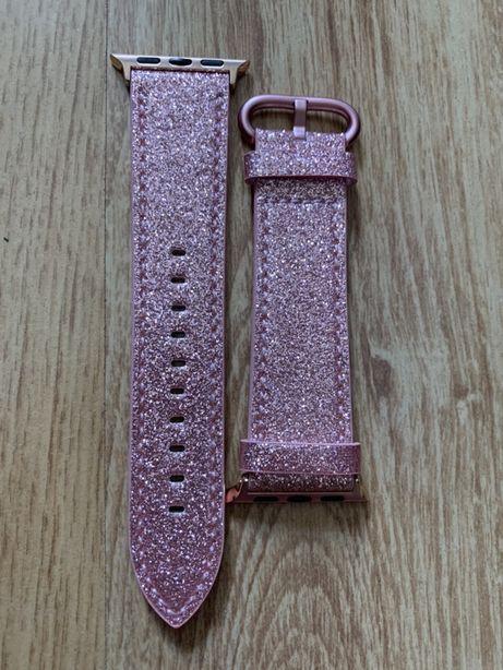Curea Apple Watch din piele naturala leather band 38/40 mm