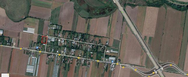 3.400 mp teren intravilan Gherghita Prahova