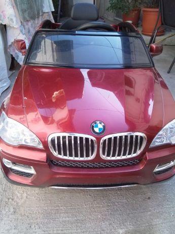 Mașinuță electrica BMW X6 pt copii