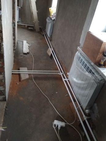 Отопление, водопровод