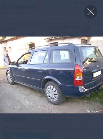 Dezmembrez Opel astra G 1.7 D isuzu