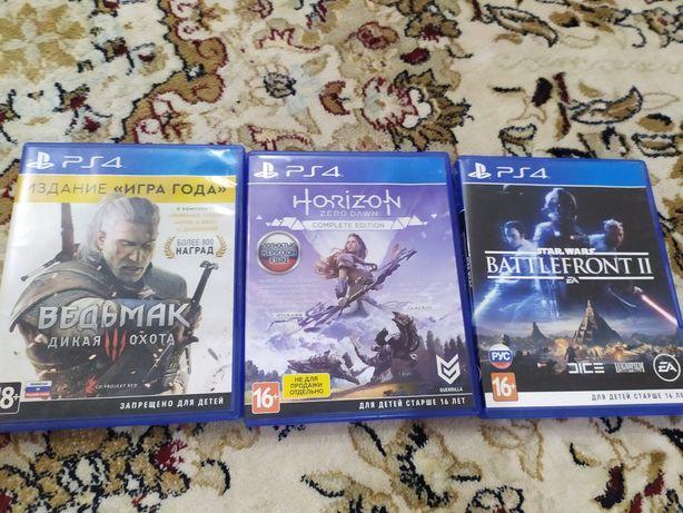 Игры на PlayStation 4 , рабочие и не рабочие игры