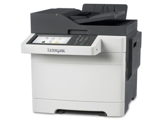 Цветен лазерен принтер Lexmark CX510DE