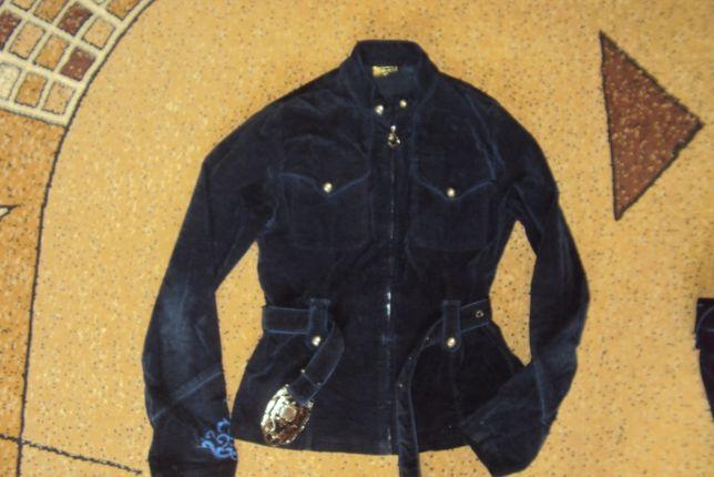 Пиджак-курточка на замке. Размер 40-42