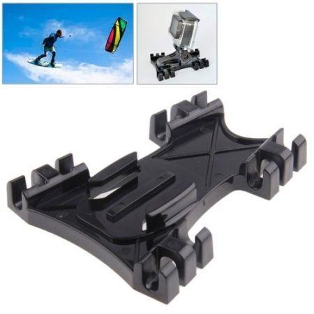 """Sistem de fixare pentru """"kite-surfing"""" cu prindere QR pentru GoPro"""
