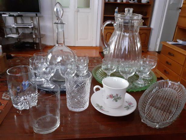 Продам стеклянную посуду