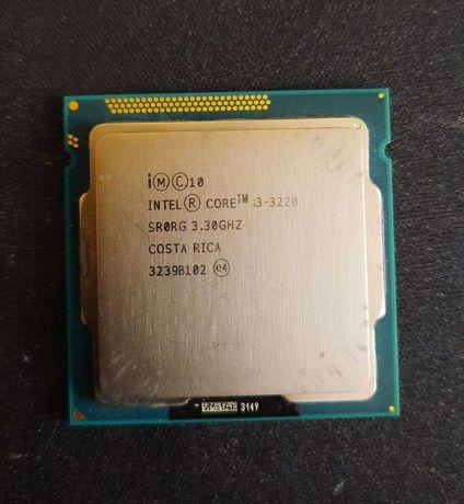 i3 3220 3,3GHz третье поколение