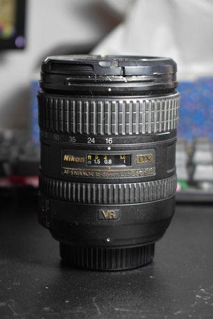 Nikon 16-85mm  VR DX AF-S