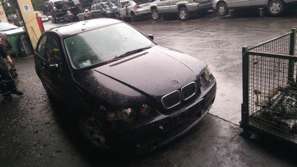 BMW 320 E46/БМВ 320 Е46 на части