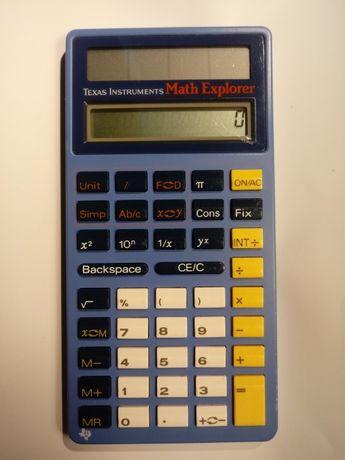 Calculator Texas Instruments TI-12 Math Explorer