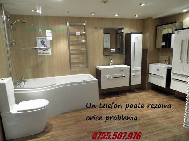 Instalatii sanitare termice si de canalizare