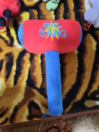Ciocan Big Bang cu sunet