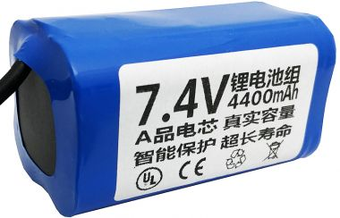 Acumulator Li-ion - 7,4V/4400mA