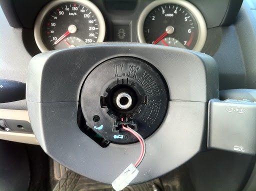 Spirala airbag Renault Megane 2