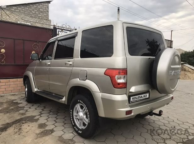 Продам UAZ PATRIOT 2015 года