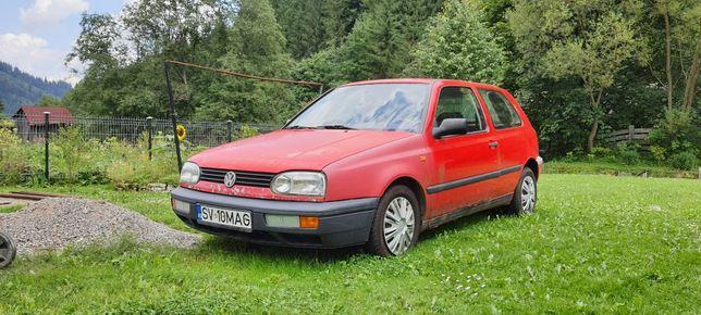 Vand VW Golf 3, 1995, Functional