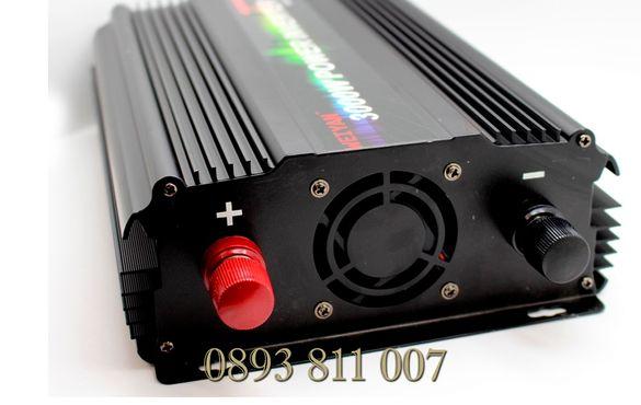 НЕМСКИ Инвертор преобразувател от 2000 w 24v / 12 v на 220 v,за кола