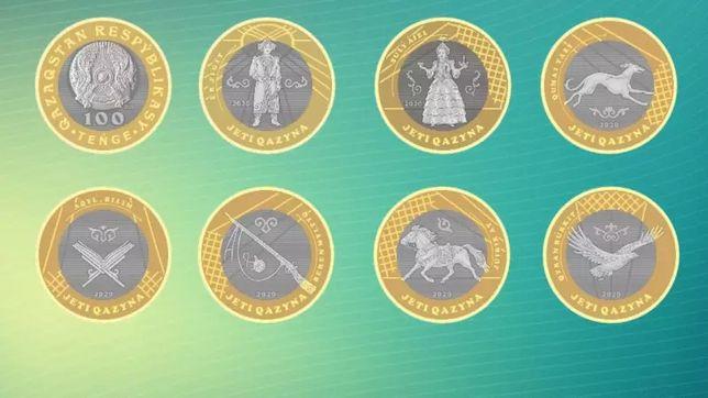 Продам монеты стольники