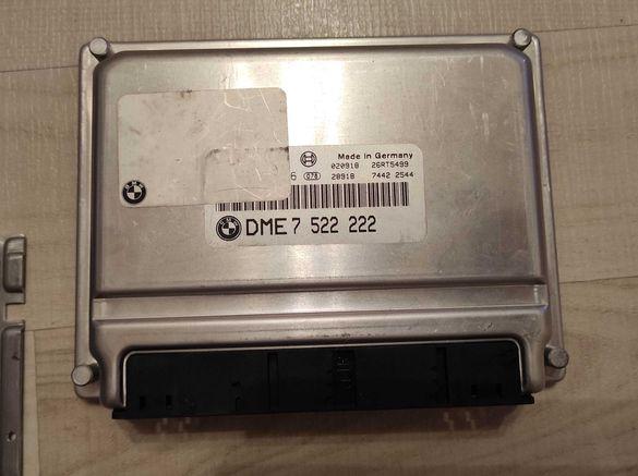 ECU мотор и ЕКУ скоростна кутия за BMW 4.4i 286 к.с V8 М62