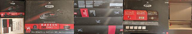Cutie Cutii RX580 XFX Aorus Gigabyte 8GB GTX970 ASUS Strix Box
