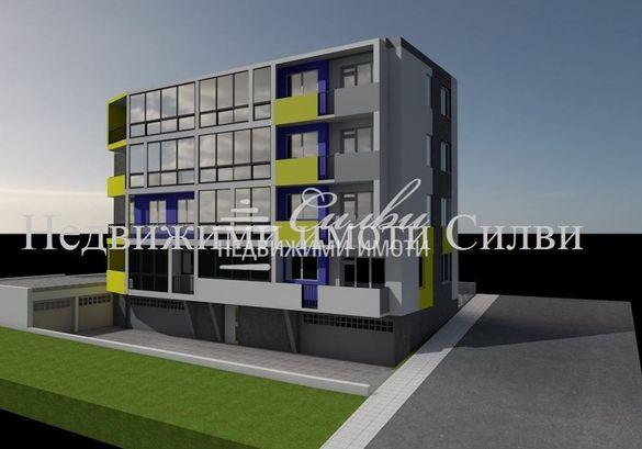 Двустаен апартамент Ново строителство -кв. Пазара