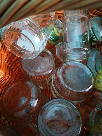 Vând borcane sticlă