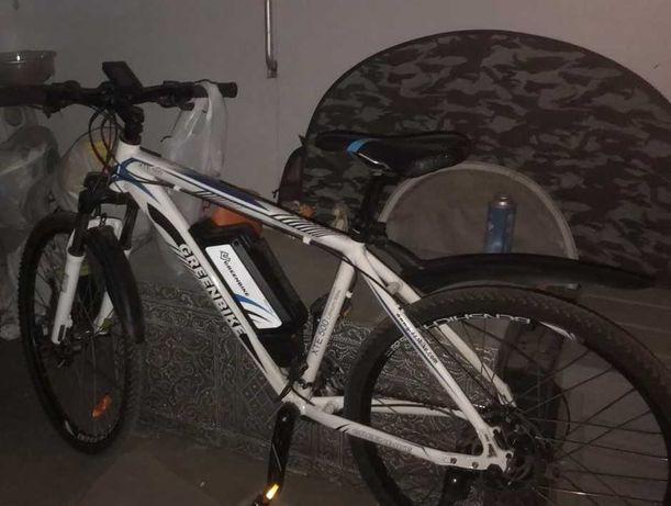 Электровелосипед Greenbike XTE 500
