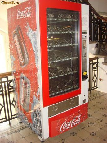 Vand piese raft automat snack