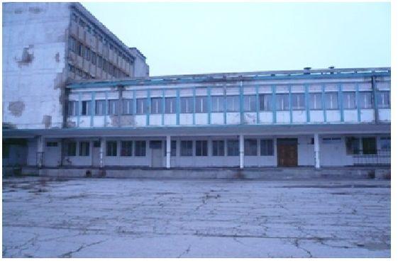 Производствени помещения в гр.Ямбол /бивш Хлебозавод/