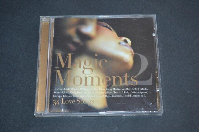 MAGIC MOMENTS album colectie, editie limitata