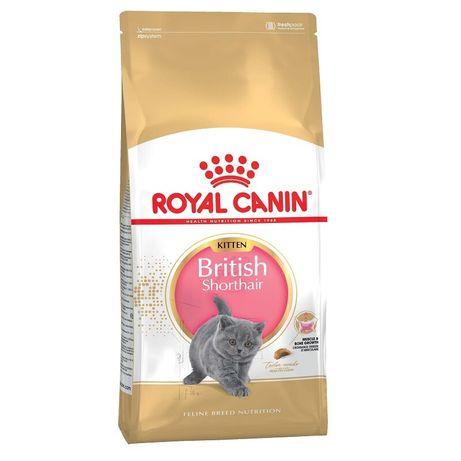 Корм для котят британцев супер премиум класса Royal Canin