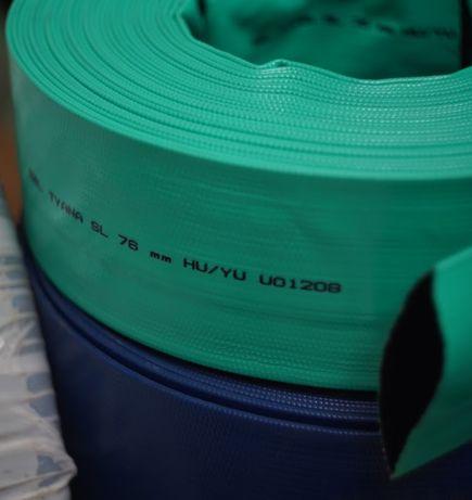 Плосък маркуч за поливане и отвеждане на ВОДА - TYANA SL