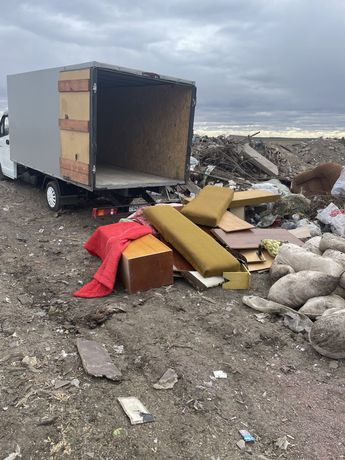 Вывоз мусора на свалку недорого