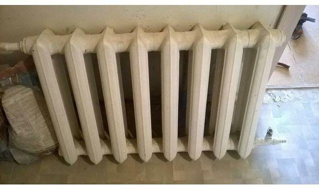 Приём б/у радиаторов отопления
