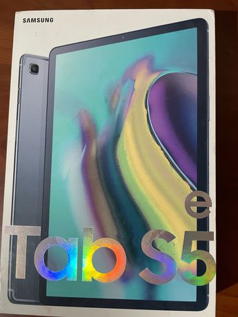 Планшет Samsung Tab S5e