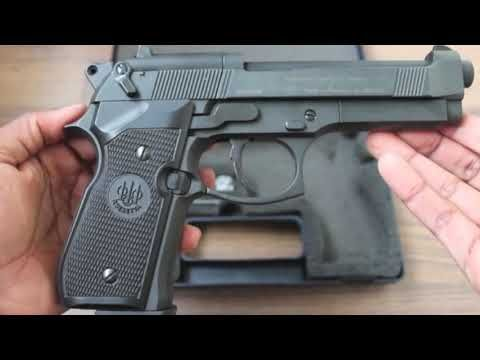 Pistol-MODIFICAT-Airsoft Co2 arma F.puternica Aer COMPRIMAT Full Metal