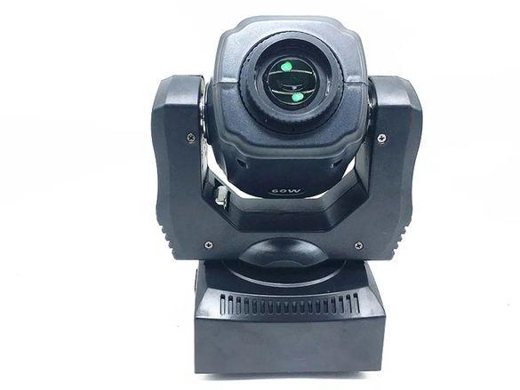 DJS Light MVH60 - Moving Head Spot 60w