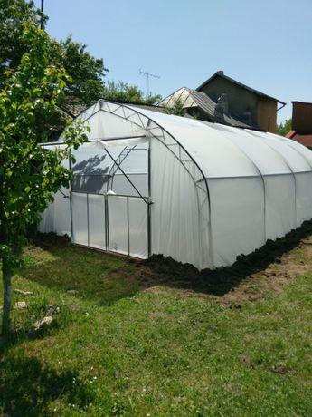 solar arcada dubla ieftin, pt legume si flori