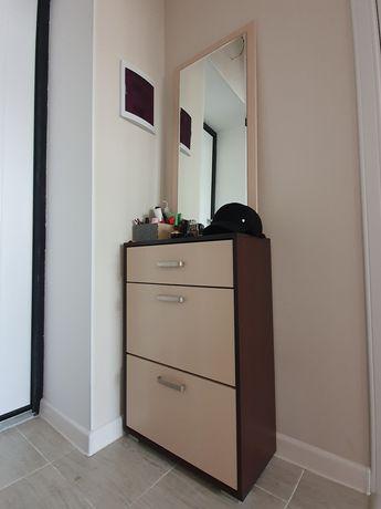СРОЧНО! Прихожая / Мебель для прихожей / Комод, зеркало и обувница
