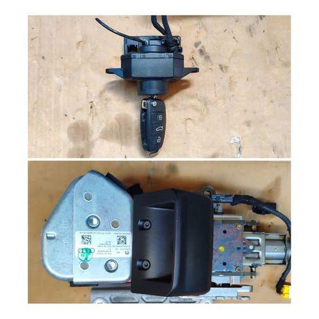 Ключ с патрон и имобилайзер за различни модели Audi A6 2005 до 2011
