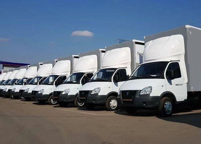 Переезд грузоперевозки перевозка доставка мебел газель грузчики