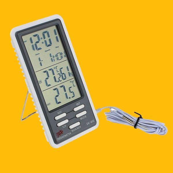 Климат-прибор комнатный (термо-гигрометр) + подарок Петропавловск - изображение 1