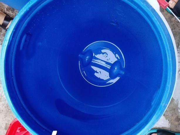 Recipiente miere 60 și 80 L închidere etanșa cu cerc capac