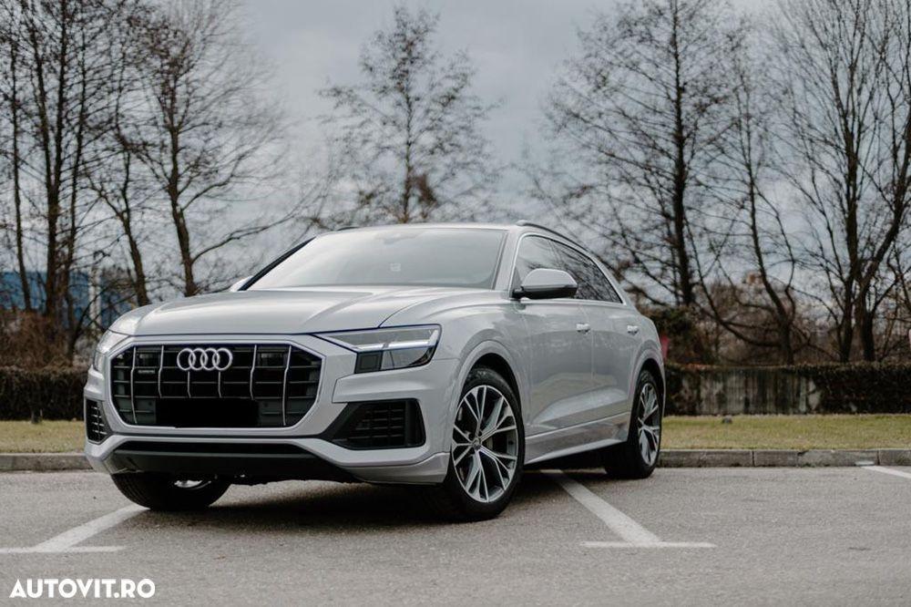 Audi Q8 Audi Q8 Quattro 5.0 Pitesti - imagine 1