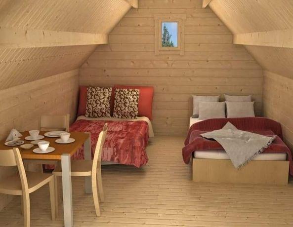 Vând casă și cabane din lemn orce dimensiuni orice model cu terasă